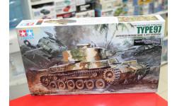 35137 Японский танк Type 97 1:35 Tamiya возможен обмен