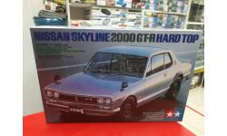 24194 Nissan Skyline 2000 GT-R 1:24 Tamiya Возможен обмен