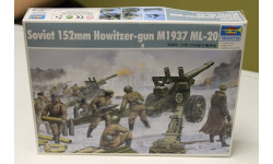 02315 Танк Russian ML-20 M1937 152mm Howitzer