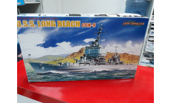 7091 U.S.S. Long Beach CGN-9 1:700 Cybber-Hobby  возможен обмен