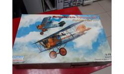72153 Истребитель Pfalz DXII1  1:72 Восточный экспресс  возможен обмен, сборные модели авиации, scale0