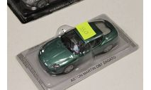 Суперкары №43. Aston Martin DB7 Zagato, масштабная модель, 1:43, 1/43, Суперкары. Лучшие автомобили мира, журнал от DeAgostini, Rover