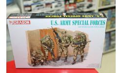 3024Д Солдаты U.S.Army Special Forces  1:35 Dragon возможен обмен, миниатюры, фигуры, scale35