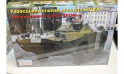 35161 БРДМ-1 Разведывательная машина 1:35 восточный экспресс возможен обмен, сборные модели бронетехники, танков, бтт, scale35