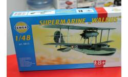 0815 самолёт  Supermarine 'Walrus' 1:48 Smer возможен обмен, сборные модели авиации