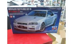 24258  Nissan Skyline GT-R V spec II 1:24 Tamiya возможен обмен, сборная модель автомобиля, scale24