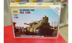 6264 Американский танк Ли 1:100 Звезда возможен обмен, сборные модели бронетехники, танков, бтт, scale100