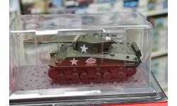 №19, M4A3 (76mm) Sherman (США), 1944 год 1:43 Deagostini возможен обмен