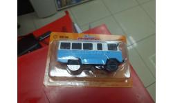 Наши Автобусы №17, АПП-66 1:43 Modimio возможен обмен