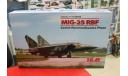48904 МиГ-25 РБФ, Советский самолет-разведчик 1:48 ICM возможен обмен, сборные модели авиации, scale48