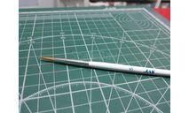 Кисть синтетическая круглая №5 JAS возможен обмен, инструменты для моделизма, расходные материалы для моделизма