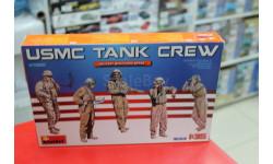 37008М 'Танковый экипаж американской морской пехоты' 1:35  Miniart   возможен обмен, миниатюры, фигуры, scale35