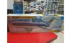 7013 Самолет Ил-62М 1:144 Звезда  Возможен обмен