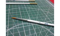 Кисть синтетическая круглая №6 JAS возможен обмен, инструменты для моделизма, расходные материалы для моделизма