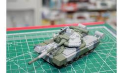 Русские танки №87 Т-80 1:72 возможен обмен