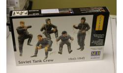 3568 Советский танковый экипаж (1943-45г)  1:35 MasterBox