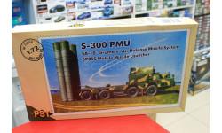 72050 Зенитная ракетная система ПВО С-300ПМУ 5П85С 1:72 PST возможен обмен