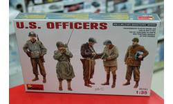 35161М 'Американские офицеры' 1:35  Miniart   возможен обмен, миниатюры, фигуры, scale35