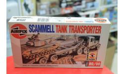 2301 Airfix Scammel Tank Transporter 1:72 AIrfix возможен обмен