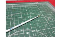 Кисть синтетическая круглая №0000 JAS возможен обмен, инструменты для моделизма, расходные материалы для моделизма