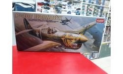 1671 P-40E Warhawk 1:72 Academy возможен обмен, сборные модели авиации, scale72