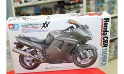14070 Honda CBR 1100XX Super Blackbird 1:12 Tamiya возможен обмен, сборная модель мотоцикла