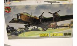 07002 Самолет Short Sunderland BIIII 1:72 Airfix, сборные модели авиации, 1/72
