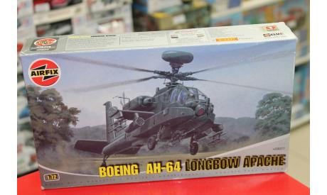 03077 Boeing AH-64 Longbow Apache 1:72 Airfix  возможен обмен, сборные модели авиации, scale72