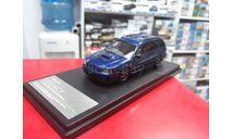 Subaru Legacy Mk.III BH Wagon by BLITZEN (Porsche Design) 1:43 HI-Story возможен обмен, масштабная модель, Харьковская резина, scale43