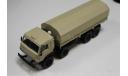 КАМАЗ 6350 конверсия Элекон  1:43 возможен обмен, масштабная модель, scale0