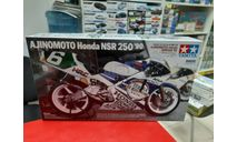 14110 Honda NSR250 Ajinomoto 1:12 Tamiya Возможен обмен, сборная модель мотоцикла, scale12