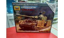 6240 Немецкий средний танк Т-4 H 1:100 Звезда Возможен обмен, сборные модели бронетехники, танков, бтт, Henschel, scale100