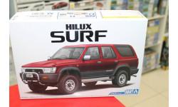 05698 Toyota HiLux Surf SSR-X Wide Body '91 1:24 Aoshima возможен обмен, сборная модель автомобиля, scale24