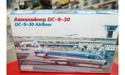 144119 Авиалайнер DC-9-30 KLM 1:144 Восточный экспресс Возможен обмен