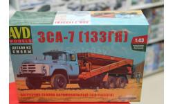 Загрузчик сеялок автомобильный ЗСА-7 (133ГЯ) 1:43 Автомобиль в деталях возможен обмен, масштабная модель, AVD Models, scale43