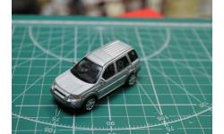 Land Rover Freelander серебряный 1:72 Cararama возможен обмен, масштабная модель, scale72