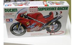 Обмен 14063 Ducati 888 1:12 Tamiya, сборная модель мотоцикла, 1/12, Моделист, Mercedes-Benz