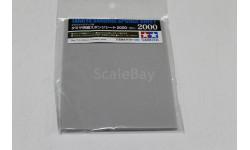 Обмен.  87170 Шлифовальная губка с зерн.#2000 Tamiya, инструменты для моделизма, расходные материалы для моделизма
