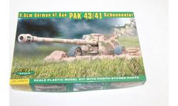 72215 Pak.43/41 88mm противотанковая пушка 1:72 ACE возможен обмен, сборные модели артиллерии, scale0