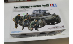 35299 Pz.Kpfw. Ausf.C Poland 1:35 Tamiya Возможен обмен, сборные модели бронетехники, танков, бтт, scale0