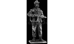 Милиционер национальной гвардии, Италия 1943-45 111 54 мм Металл Ekcastings