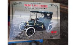 24002 Model T 1911 Touring, Американский пассажирский автомобиль 1:24 ICM возможен обмен