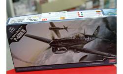 12465    самолёт  P-40M/N Warhawk 1:72  Academy  возможен обмен, сборные модели авиации, Messerschmitt, Airfix, 1/72