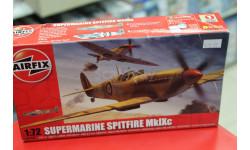 02065 Supermarine Spetfire Mk Ixc  1:72  Airfix возможен обмен, сборные модели авиации, 1/72