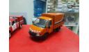 АНС ГАЗ-3302 Дорожная служба 1:43 Deagostini Возможен обмен, масштабная модель, scale43