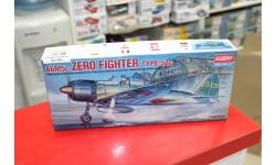 12493  A6M5c Zero Fighter type 52c 1:72 Academy возможен обмен, сборные модели авиации, scale0