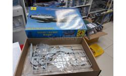 207230 МИГ- 15 УТИ часть деталей снята с литников 1:72 Моделист возможен обмен, сборные модели авиации, scale72