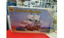6509  Галеон 'Золотая лань' 1:350 Звезда  Возможен обмен, сборные модели кораблей, флота, scale0