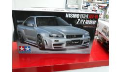 24282 NISMO R34 GT-R Z-tune 1:24 Tamiya возможен обмен