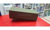 Кузов и тент от камаз 53501 автоистория 1:43 Автоистория возможен обмен, масштабная модель, Автоистория (АИСТ), scale43